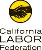 California Labor Federation logo